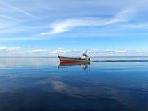Ship at sea Royalty Free Stock Image