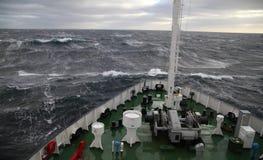 Ship at sea Royalty Free Stock Photo