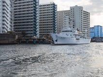 Ship SHIOJI MARU Royalty Free Stock Image