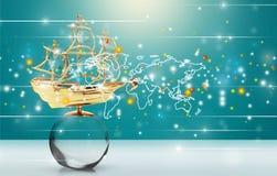 Ship Royalty Free Stock Photo
