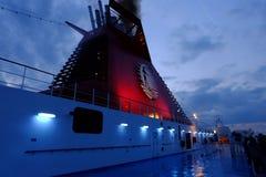 Ship smokestack Royalty Free Stock Photography
