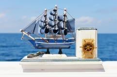 Ship souvenir Stock Photography
