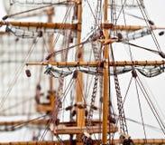 Ship spar Stock Photo
