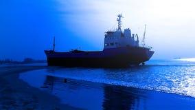 ship, stranded, past, forgotten, struggle stock images