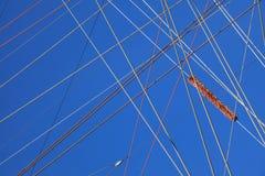 Ship tackles Royalty Free Stock Photography