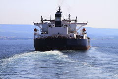 Ship tanker Royalty Free Stock Images