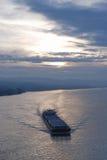 Ship transportation Royalty Free Stock Photo
