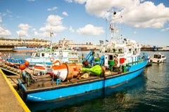 Ship Tucana Stock Image