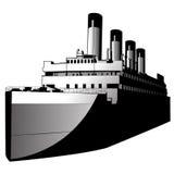 Ship Vector Art stock illustration