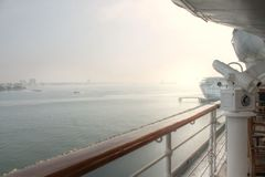 Ship view Stock Photos