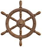 Ship wheel Royalty Free Stock Photo