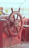 Ship wheel Stock Photo