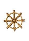 Ship wheel Royalty Free Stock Images
