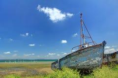 Ship wreck Stock Photos