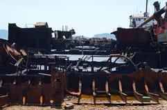 Ship wreck Stock Photography