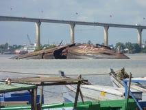 Ship wreck Royalty Free Stock Image
