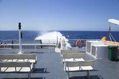 shipboard arkivfoton