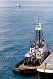 shipbogserbåt Royaltyfria Foton