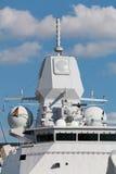 Shipborne radar Royaltyfria Foton