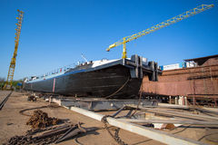 Shipbuilder Stock Photography