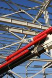 Shipbuilding Stock Photo