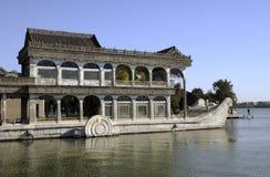 Shipbyggnad på laken royaltyfri bild
