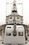 shipen kriger Royaltyfri Fotografi