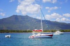 Mauritius royaltyfri fotografi