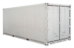 Shiping container Stock Photo