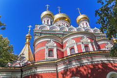 Shipka Chirch. Church of the Nativity in Shipka, Bulgaria Royalty Free Stock Image