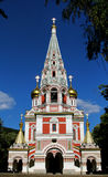 Shipka Memorial Church Stock Images