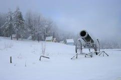 Shipka Pass in winter Royalty Free Stock Image