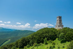 Shipka Tower Royalty Free Stock Photos