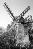 SHIPLEY, WEST-SUSSEX/UK - 16. MÄRZ: König ` s Mühle- oder Vincent-` s MI stockfotografie