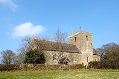 SHIPLEY, WEST SUSSEX/UK - MARCH 16 : View of Church of St. Mary Stock Photos