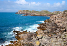 Shipman Head, Bryher, UK. Stock Photo