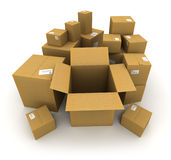 Shipment Royalty Free Stock Images