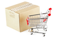 Shipment concept Stock Photography