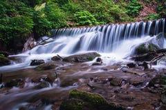 Shipot vattenfall arkivbild