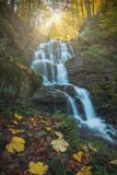 Shipot-Wasserfall Stockbild