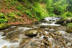 Shipot waterfall Royalty Free Stock Photography