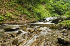 Shipot waterfall Stock Image