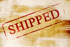 Shipped Stock Images