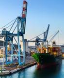 shipping Италия стоковая фотография rf