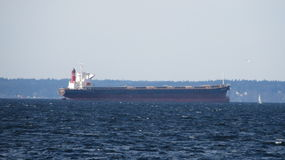 Shipping boat Stock Photos