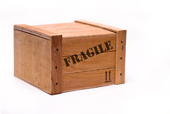 Free Shipping Box Royalty Free Stock Image - 19481546
