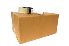 Shipping Box Royalty Free Stock Photos