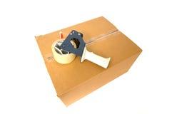 Shipping Box Stock Image