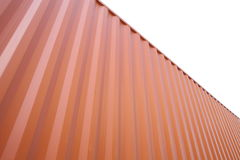 Shipping cargo container Stock Photo