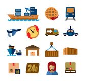 Shipping and cargo Stock Images